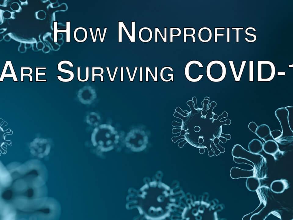 nonprofits & coronavirus