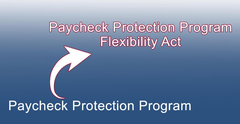 Paycheck Protection Program Flexibility Act & Nonprofits