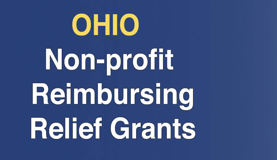 Ohio Nonprofit Reimbursing Relief Grants