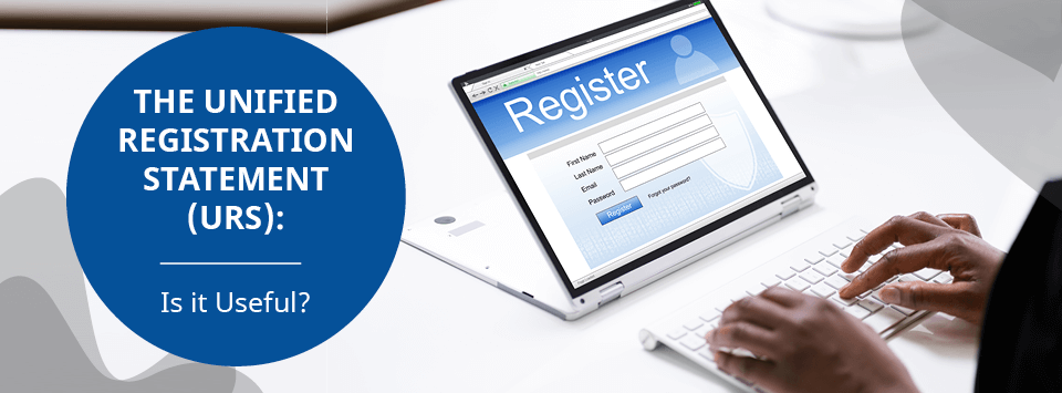 What is the Unified Registration Statement, and is it useful for nonprofits?
